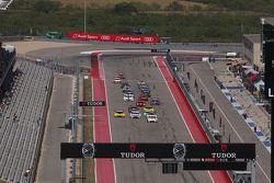 GT Race Start