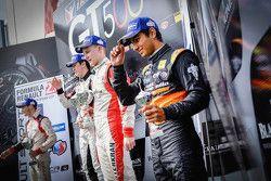 Mejor novato Jehan Daruvala, Fortec Motorsports