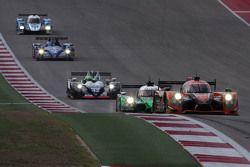 #28 G-Drive Racing Ligier JS P2 : Ricardo Gonzalez, Pipo Derani, Gustavo Yacaman