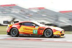 阿斯顿马丁车队97号阿斯顿马丁Vantage GTE赛车:达伦·特纳、乔纳森·亚当