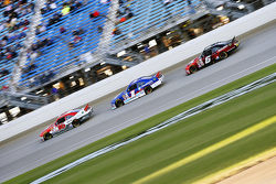 Ryan Reed, Roush Fenway Racing Ford e Elliott Sadler, Roush Fenway Racing Ford e Darrell Wallace Jr.