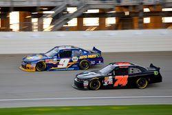 Mike Harmon ve Chase Elliott, JR Motorsports Chevrolet