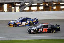 Mike Harmon and Chase Elliott, JR Motorsports Chevrolet