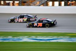 Mike Harmon, dan Matt Kenseth, Joe Gibbs Racing Toyota