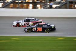 Mike Harmon and Ryan Blaney, Team Penske Ford