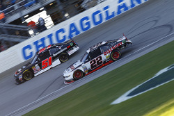 Ryan Blaney, Penske Ford Takımı ve Jeremy Clements, Jeremy Clements Racing Chevolet