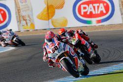 Michael van der Mark, Pata Honda et Michele Pirro, Ducati Team