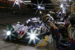 #1 Toyota Racing Toyota TS040 Hybrid: Sébastien Buemi, Anthony Davidson, Kazuki Nakajima