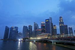 新加坡景色