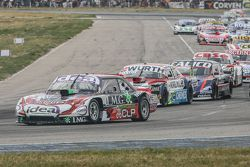 Norberto Fontana, Laboritto Jrs Torino and Juan Martin Trucco, JMT Motorsport Dodge and Emanuel Mori