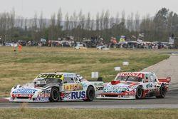 Martin Serrano, Coiro Dole Racing Dodge y Matias Jalaf, Catalan Magni Motorsport Ford