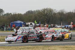 Emanuel Moriatis, Alifraco Sport Ford y Matias Jalaf, Catalan Magni Motorsport Ford
