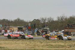 Leonel Pernia, Las Toscas Racing Chevrolet y Guillermo Ortelli, JP Racing Chevrolet