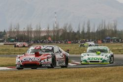 Matias Rossi, Donto Racing Chevrolet y Agustin Canapino, Jet Racing Chevrolet
