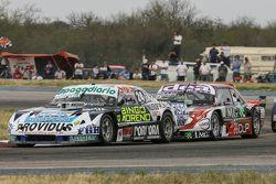 Emiliano Spataro, UR Racing Dodge and Norberto Fontana, Laboritto Jrs Torino