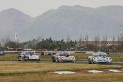 Emiliano Spataro, UR Racing Dodge and Norberto Fontana, Laboritto Jrs Torino and Jose Savino, Savino