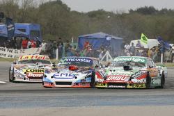 Facundo Ardusso, Trotta Competicion Dodge and Christian Ledesma, Jet Racing Chevrolet and Sergio Alaux, Coiro Dole Racing Chevrolet