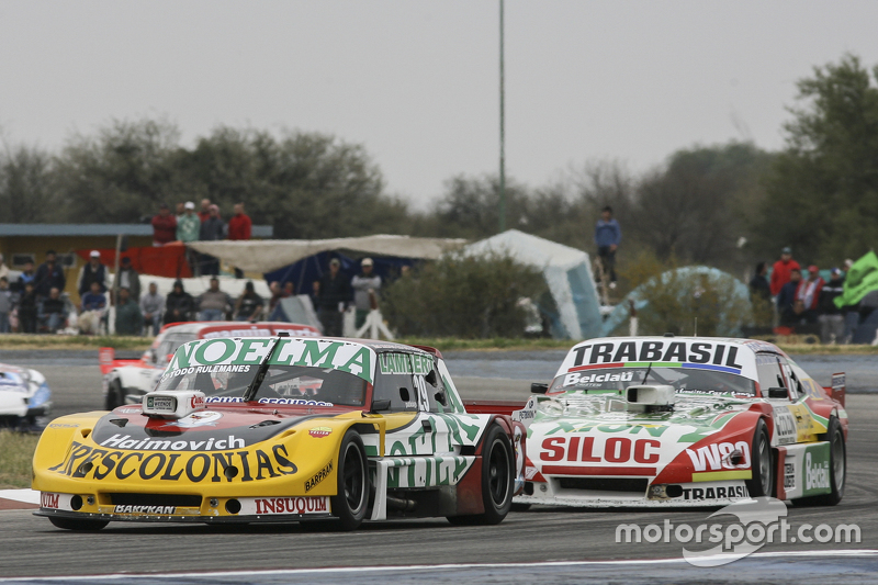 Ніколас Бонеллі, Bonelli Competicion Ford та Маріано Алтуна, Altuna Competicion Chevrolet