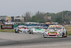 Sergio Alaux, Coiro Dole Racing Chevrolet and Santiago Mangoni, Laboritto Jrs Torino and Juan Martin