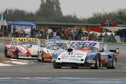 Jose Savino, Savino Sport Ford and Lionel Ugalde, Ugalde Competicion Ford y Juan Manuel Silva, Catal