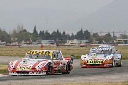 Juan Manuel Silva, Catalan Magni Motorsport Ford and Lionel Ugalde, Ugalde Competicion Ford