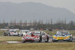 Matias Rossi, Donto Racing Chevrolet and Josito di Palma, CAR Racing Torino and Leonel Sotro, Alifra
