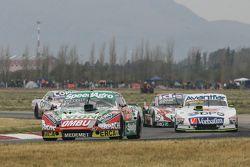 Facundo Ardusso, Trotta Competicion Dodge and Leonel Sotro, Alifraco Sport Ford and Norberto Fontana