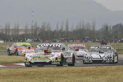 Juan Marcos Angelini, UR Racing Dodge and Laureano Campanera, Donto Racing Chevrolet and Matias Jala