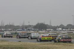 Juan Marcos Angelini, UR Racing Dodge and Norberto Fontana, Laboritto Jrs Torino and Laureano Campan