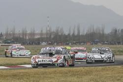 Norberto Fontana, Laboritto Jrs Torino and Laureano Campanera, Donto Racing Chevrolet