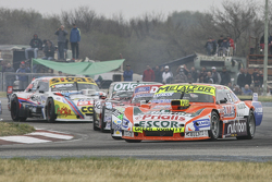 Jonatan Castellano, Castellano Power Team Dodge; Juan Pablo Gianini, JPG Racing Ford; Camilo Echevarria, Coiro Dole Racing Torino e Mauricio Lambiris, Coiro Dole Racing Torino