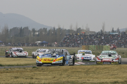 Josito di Palma, CAR Racing Torino and Facundo Ardusso, Trotta Competicion Dodge and Leonel Sotro, Alifraco Sport Ford