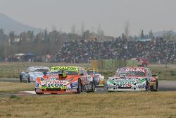 Jonatan Castellano, Castellano Power Team Dodge and Juan Pablo Gianini, JPG Racing Ford