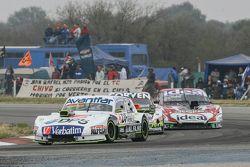 Leonel Sotro, Alifraco Sport Ford and Juan Marcos Angelini, UR Racing Dodge and Norberto Fontana, La