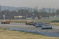 Federico Alonso, Taco Competicion Torino, Mauricio Lambiris, Coiro Dole Racing Torino, Camilo Echeva