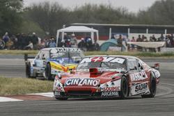 Matias Rossi, Donto Racing Chevrolet and Josito di Palma, CAR Racing Torino