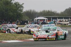 Facundo Ardusso, Trotta Competicion Dodge and Juan Marcos Angelini, UR Racing Dodge and Norberto Fon