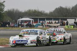 Leonel Sotro, Alifraco Sport Ford y Juan Marcos Angelini, UR Racing Dodge