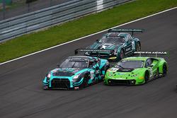 #173 Always Evolving Racing Nissan GT-R Nismo GT3: Sean Walkinshaw, Martin Plowman, Craig Dolby and
