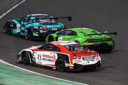 #23 Nissan GT Academy Team RJN Nissan GT-R Nismo GT3: Katsumasa Chiyo, Wolfgang Reip, Alex Buncombe