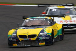 #77 BMW Sports Trophy Team Brasil BMW Z4: Atila Abreu, Valdeno Brito, Matheus Stumpf