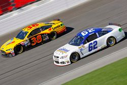 Timmy Hill and David Gilliland, Front Row Motorsports Ford