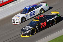 Martin Truex Jr., Furniture Row Racing Chevrolet and Timmy Hill