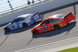 Josh Wise y Sam Hornish Jr., Richard Petty Motorsports Ford
