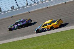 Brett Moffitt et Denny Hamlin, Joe Gibbs Racing Toyota