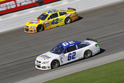 Timmy Hill et Kyle Larson, Chip Ganassi Racing Chevrolet