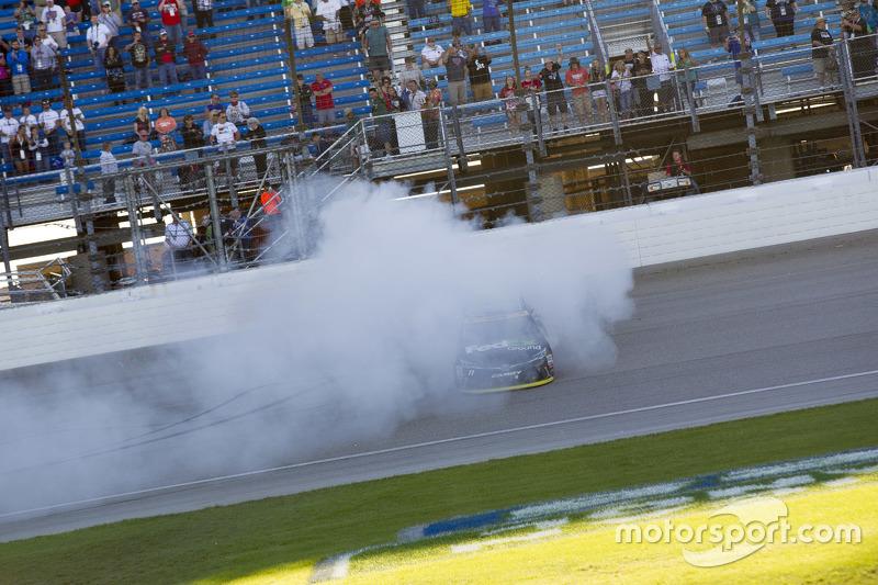 1. Denny Hamlin, Joe Gibbs Racing Toyota