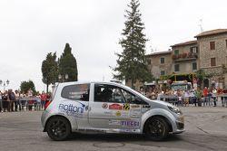 Federico Bottoni e Daiana Ramacciotti, Valpolicella Motorsport