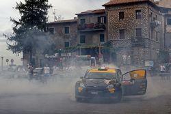 Lorenzo Bertelli e Gian Guido Furnari, Ford Fiesta WRC