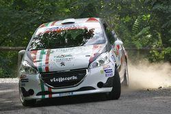 Giorgio Bernardi e Paolo Zanini, Meteco Corse